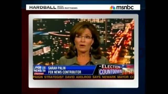 Chris 'I Lost On Jeopardy!' Matthews: Palin's 'Briefing Papers Have the Weight of a Comic Book'
