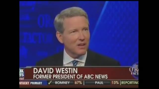 Ex-ABC Head Westin Denies Liberal Bias at ABC