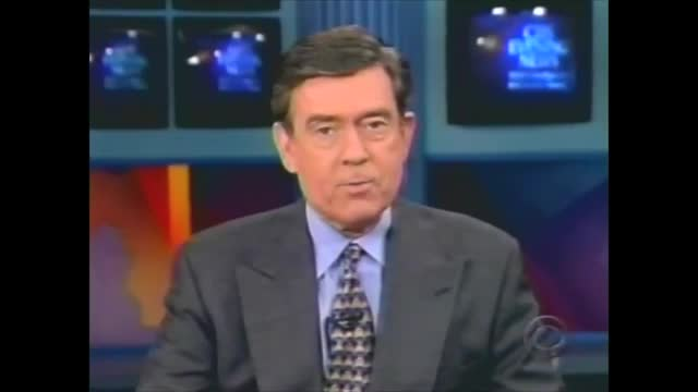 "Classic Dan Rather: GOP Plans to ""Demolish or Damage"" Aid to Kids and the Poor"