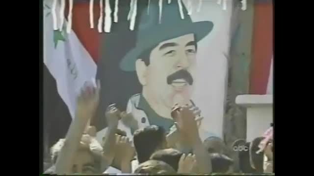 ABC Can't Decide: Do 99.96% of Iraqis Really Support Saddam Hussein?