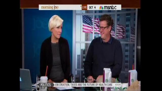 Mika: Obama&#039;s Debate Performance &#039;Makes Me Sick To My Stomach&#039;