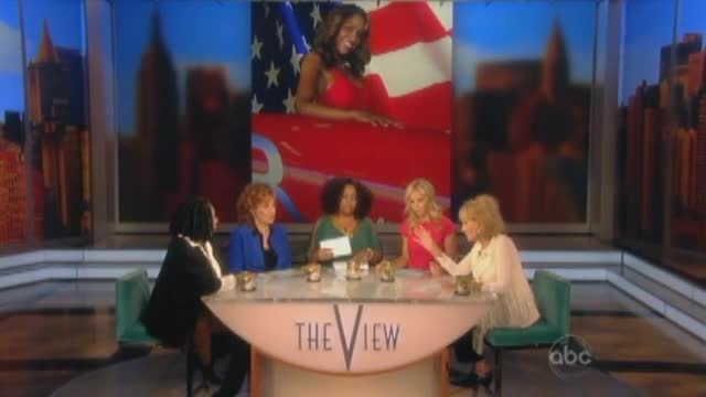 Stacey Dash: 'The View' Discovers Liberal Racism