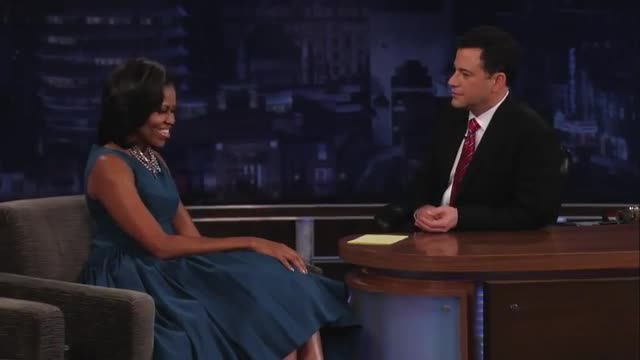 Michelle Obama: &#039;There Are Times&#039; When &#039;Candy is Good&#039;