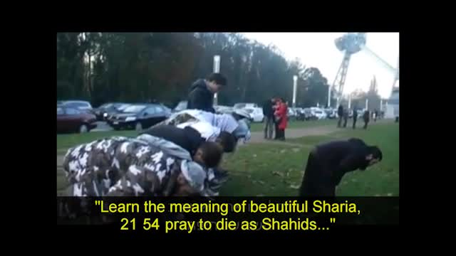 Israeli infiltrates Europe's Muslim communities. Part III of IV