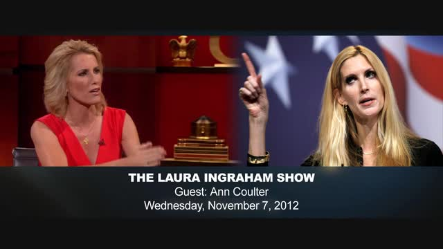 Coulter: Romney Better Campaigner Than Reagan