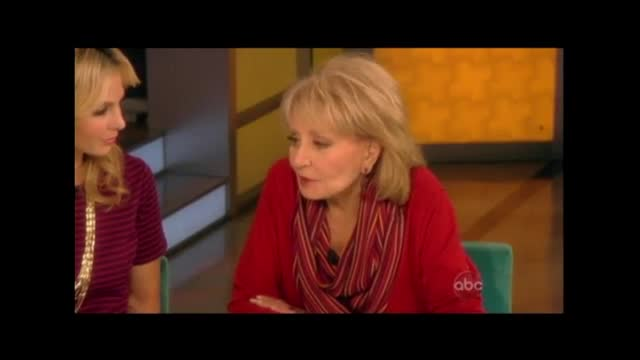ABC's Barbara Walters Assails GOP for Being 'Behind' on Social Issues