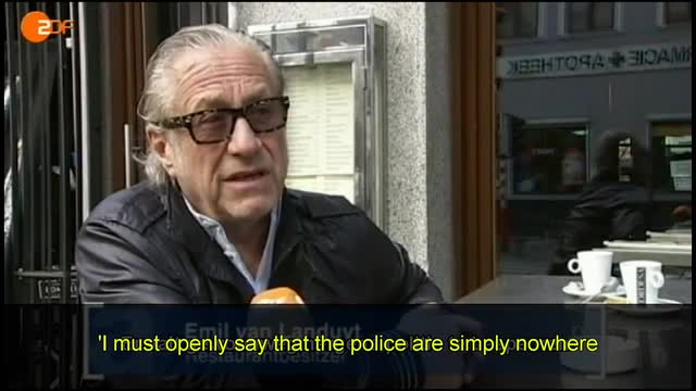 Muslim areas of Belgium crime rate out of control