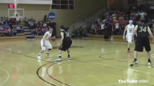 College Basketball Player Scores 138 Points in Game