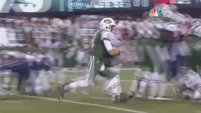 Jets QB Mark Sanchez the Butt of Jokes After Fumble