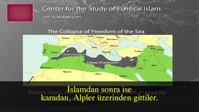 Bill Warner: 1400 Years of fear Turkish subtitles