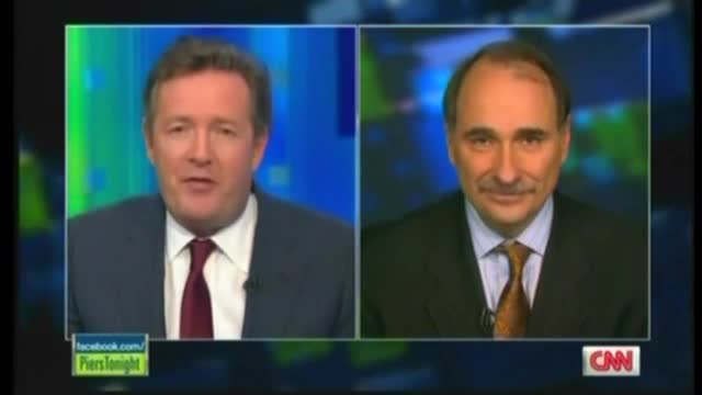 "CNN's Piers Morgan Enthuses About the ""Just Perfect"" Barack Obama"