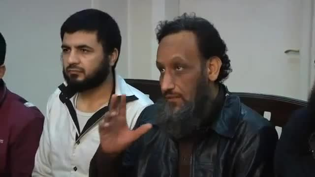 Interview with captured Muslim terrorists in Syria. Quite interesting