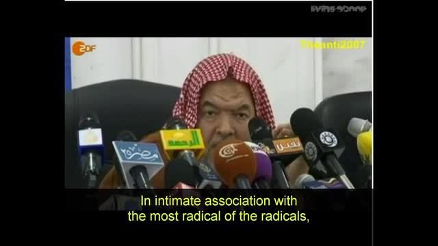 Muslim Brotherhood, Nazis, communists, German state TV