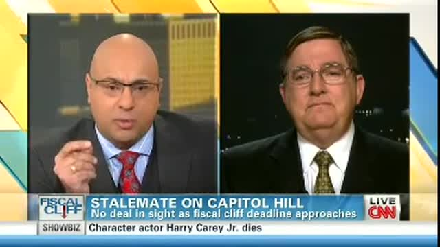 CNN's Velshi Hammers Republicans During Fiscal Cliff Negotiations