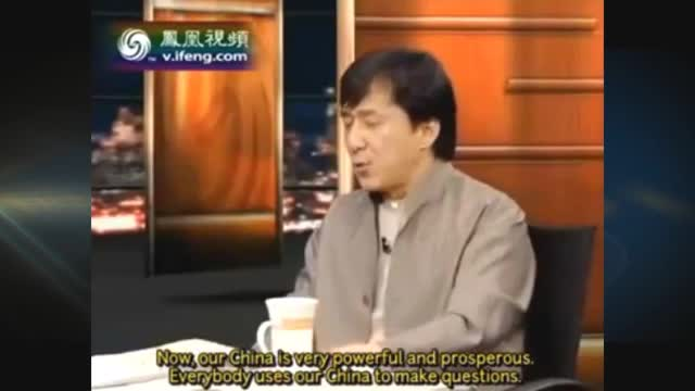 Jackie Chan: America &#039;most corrupt country in the world&#039;