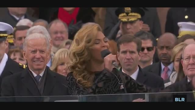 A Bad Lip Reading of Barack Obama's 2013 Inauguration