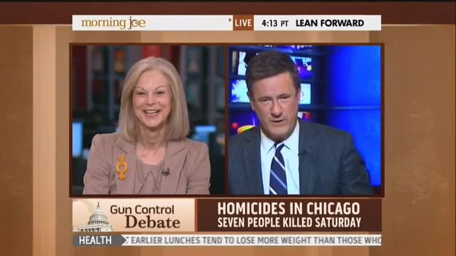 Center for American Progress Hefner Blames Chicago homicides on Climate Change
