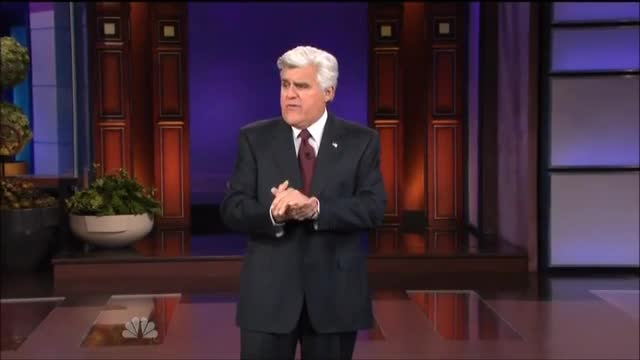 Leno on Snowstorm Nemo: 'Massachusetts Is Now Whiter Than a Romney Family Reunion'