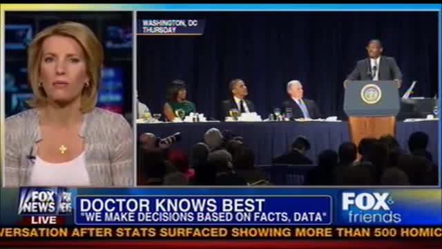 Laura Ingraham: Celebrities Can Talk About Fracking But a Neurosurgeon Can't Discuss Healthcare