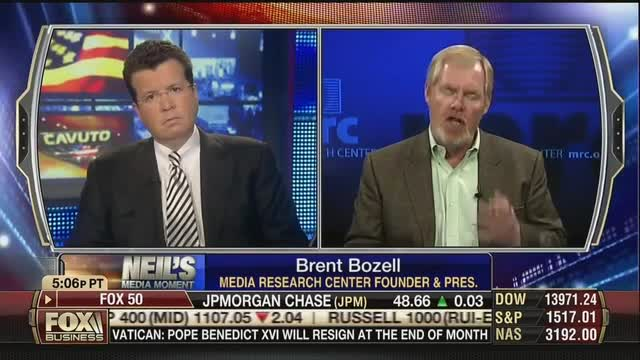 Bozell, Cavuto Discuss Media&#039;s Failure to Criticize President Obama&#039;s Power Grabs  