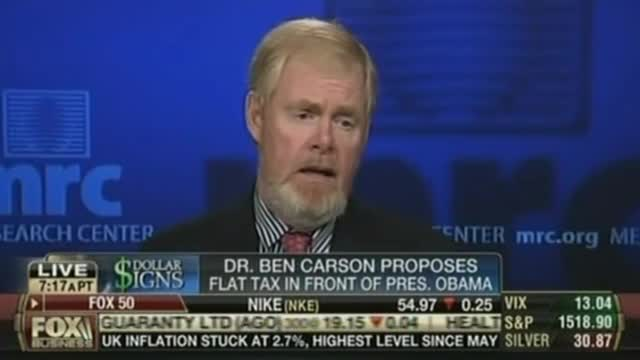 Bozell, Varney Discuss Media Ignoring Pro-Free Market Speech by Dr. Carson at Prayer Breakfast