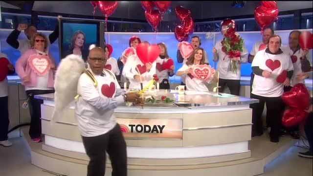 Today Show Does the 'Harlem Shake'
