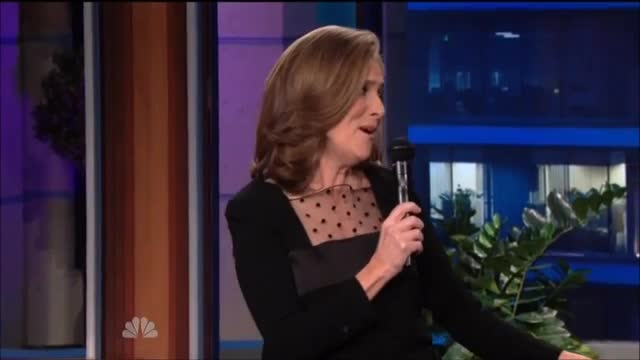 Meredith Vieira Sings Call Me Maybe To Jay Leno