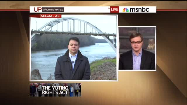 Chris Hayes Panelist: No Need For Any Voting Rights Act Critics, Since No 'Leading Academics' Oppose It