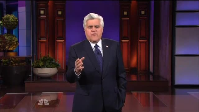 Leno: History Channel Considered Dick Cheney as Satan, Decided He Was Too Evil