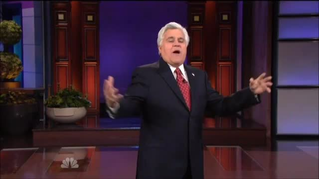 Leno Strikes Back at NBC Executives