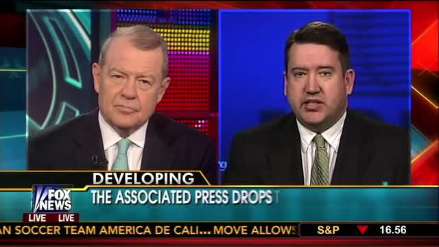NB's Graham, FNC's Varney Discuss AP Ditching 'Illegal Immigrant' From Stylebook