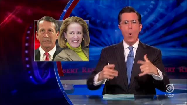 No Laughing Matter: Colbert's Boosting Sister's Campaign Is In-Kind Contribution