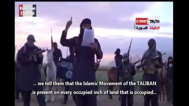 Taliban warn unbelievers to convert, leave, or be killed from Syria.