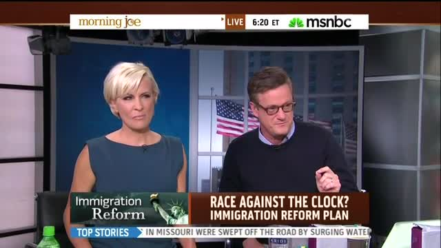Boston Bombing: Scarborough Blames &#039;Radicalism&#039;--But Doesn&#039;t Mention Islam