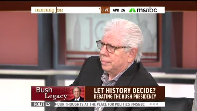 Bernstein Blames 'Jewish' Neo-Cons For Persuading Bush On Iraq War