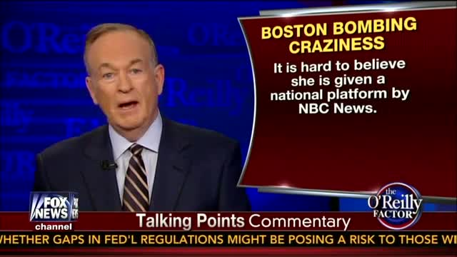 O'Reilly Slams MSNBC's Alex Wagner For Suggesting He Thinks Obama's A 'Secret Muslim'