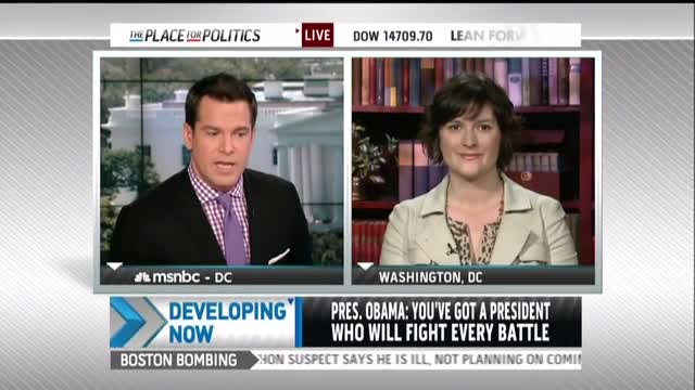 Unbelievable: MSNBC's Thomas Roberts Brings On Three Straight Guests To Promote Abortion