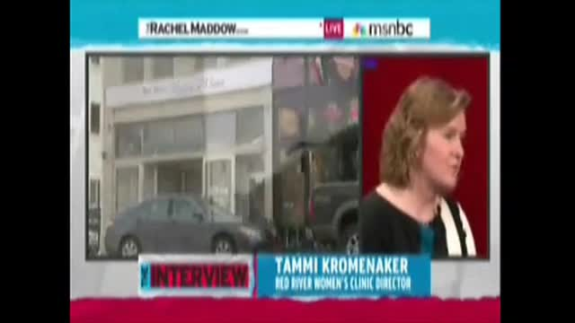 Abortion foes worsen 'stigma' of abortion, abortionist complains to Maddow