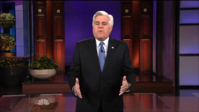Leno Tells Obama How to Close Gitmo: &#039;Declare it a Small Business and Tax it Out of Existence&#039;