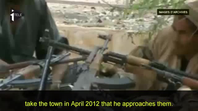 French jihadi arrested in Mali April 2013