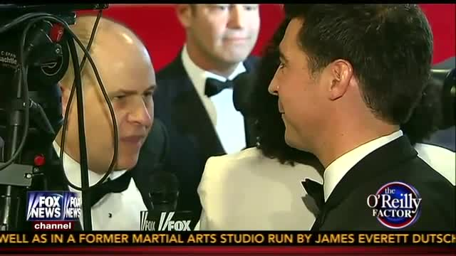 Fox News' Jesse Watters Confronts Celebrities at Correspondents' Dinner About Media Bias