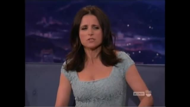 Julia Louis-Dreyfus: Joe &#039;Big F-ing Deal&#039; Biden Is An &#039;Elegant Guy&#039; Who &#039;Wouldn&#039;t&#039; Swear 