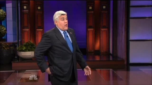 Leno on CNN Reporter Robbed in Atlanta: 'It Was on CNN, So There Weren't Any Witnesses'