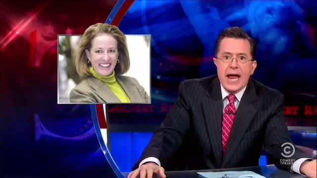 Stephen Colbert Whines About Sister's Loss to Sanford: 'This Scares Me To My Core'