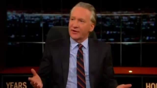 Maher: More Rapists Go Into the Military For Same Reason Predators Go Into the Catholic Church