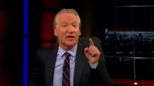Maher: 'If You're Rich You Should be Begging the Government to Redistribute Your Wealth'