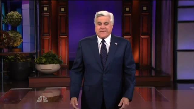Leno: 'I Was Going to Start Off Tonight With an Obama Joke But I Don't Want to Get Audited by the IRS'