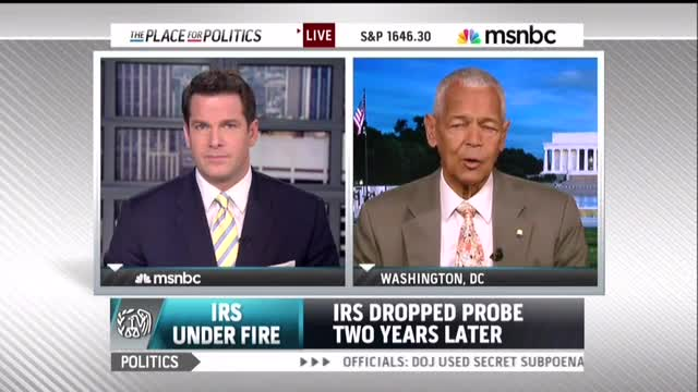 NAACP's Julian Bond Calls Tea Party 'American Taliban', MSNBC's Roberts Barely Challenges