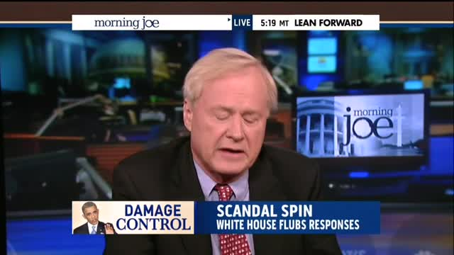 Matthews: IRS Scandal Worth 5-10 Points To Republican Candidates