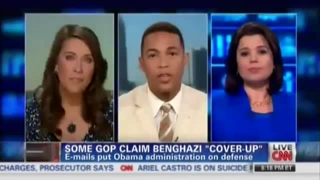 CNN Anchor's Benghazi Spin: 'What Administration' 'Doesn't Try to Control the Message'?